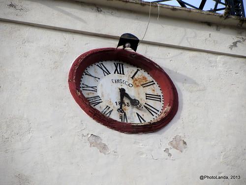 Reloj de la Torre del Reloj (S. XIX)