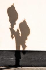 Santa Ana - Streetlamp Shadow