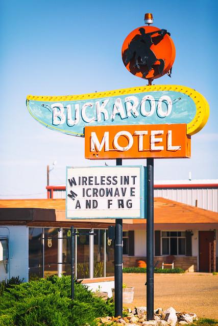 Hey Buckaroo