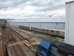 Staten Island Railway Clifton Shop