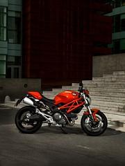 Ducati 696 MONSTER 2008 - 3