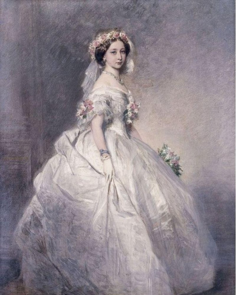Princess Alice by Franz Xavier Winterhalter, 1859