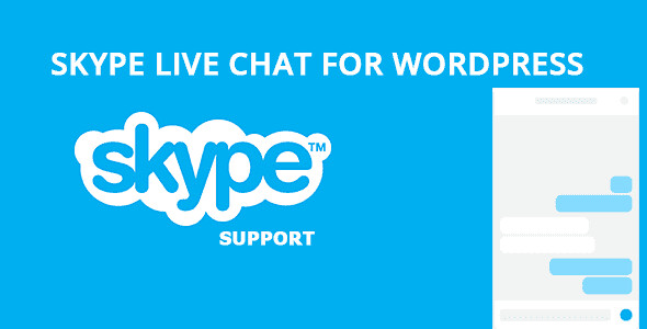 Skype Live Chat WordPress Plugin free download