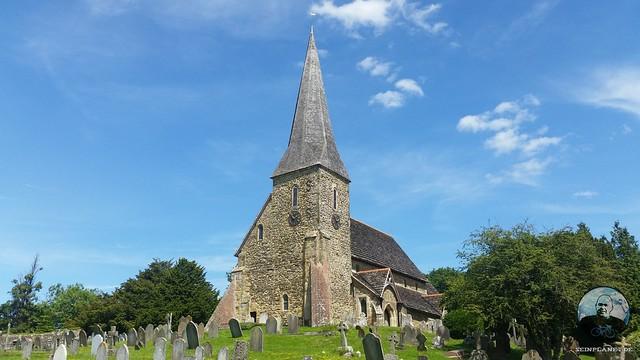 Kein Englandbesuch ohne alte Kirche