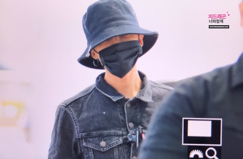 G-Dragon Departure Seoul ICN 2017-05-20 (4)