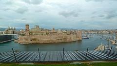 Fort St Jean in Marseille
