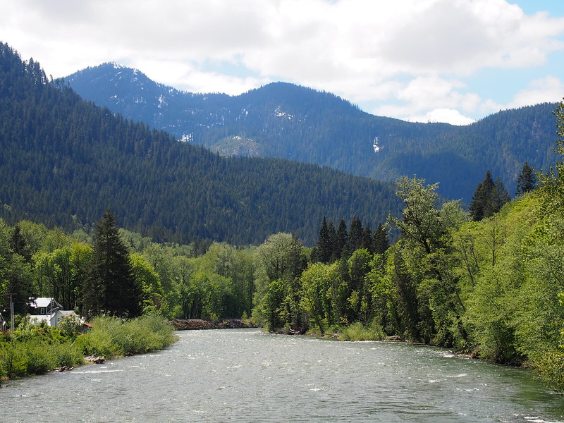 South Fork Skykomish River