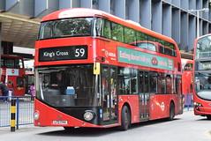 AL LT744 @ London Euston