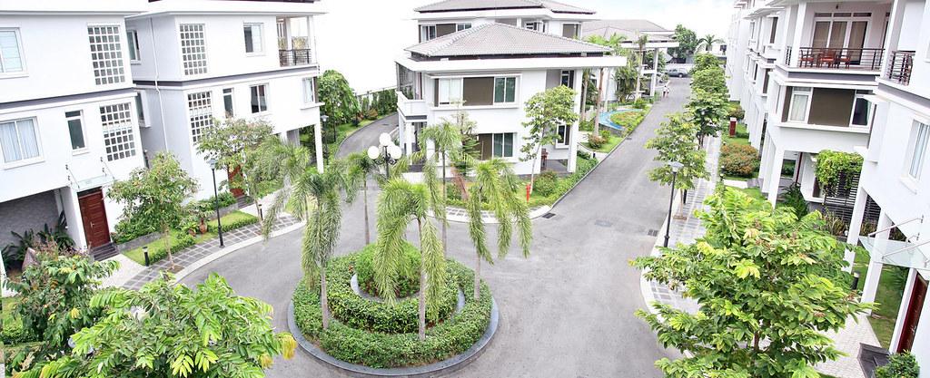 Cho thuê nhà dư án Hà Đô Garden Villas