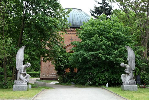 Am St.-Hedwig-Friedhof I