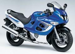 Suzuki GSX-F 600 2003 - 2