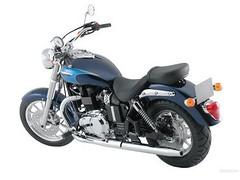 Triumph 800 BONNEVILLE AMERICA 2001 - 21