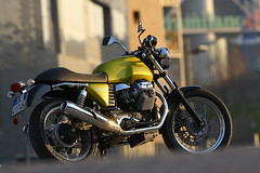 Moto-Guzzi V7 750 Cafe Classic 2010 - 35