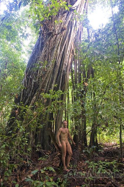 naturist 0009 Corcovado, Costa Rica