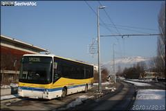 Irisbus Arès - VFD (Voies Ferrées du Dauphiné) / Transisère
