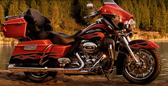 Harley-Davidson CVO ELECTRA GLIDE ULTRA CLASSIC 1800 FLHTCUSE5 2011 - 5