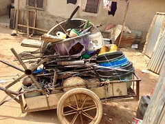 Junk, Ushafa Village, Abuja, Nigeria. #JujuFilms