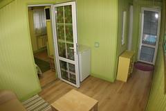 Четырёхместный двухкомнатный номер, размещение 2 + 2, с завтраком, отель Баден Баден в Архипо-Осиповке