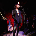 Mon, 08/05/2017 - 5:04pm - Father John Misty performs for WFUV members at Rockwood Music Hall in New York City, May 8, 2017. Hosted by Carmel Holt. Photo by Gus Philippas