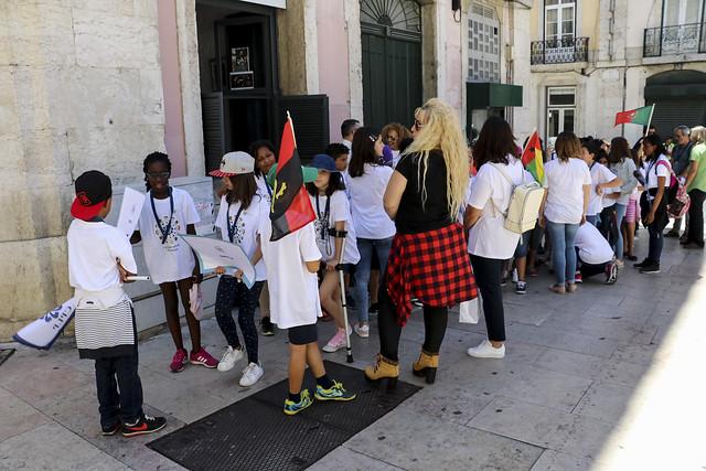 CPLP comemora o Dia Internacional da Criança