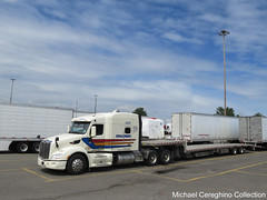 Challenger Motor Freight Peterbilt 579
