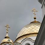 Престольный праздник Свято-Вознесенского кафедрального собора города-курорта Геленджик