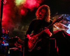 Opeth live at The Midland 2017
