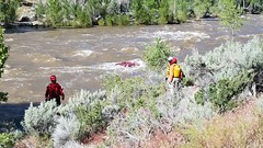 Carson River Vehicle Recovery