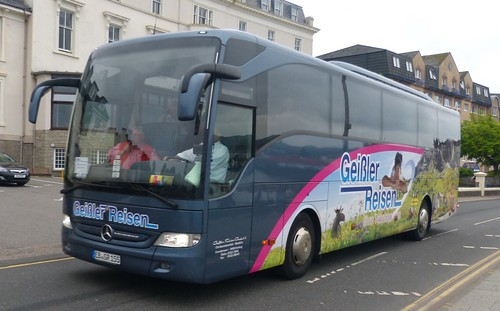 EB GR 155 'Geissler Reisen' Mercedes-Benz Tourismo on 'Dennis Basford's railsroadsrunways.blogspot.co.uk'