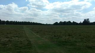 Trail to Hampton Court Palace