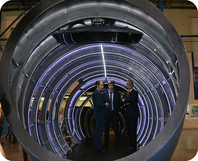 MTorres revoluciona la industria aeronáutica