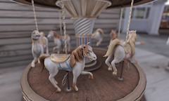 The Arcade - Tabletop Carousel Souvenir