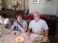 26. Mai 2017 - 12:14 - Partnerschaftsverein Vlotho - Aubigny: Ausflug nach Beaugency, 26.5.2017.