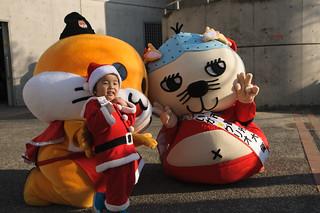 Mix(Matsue City, Shimane Pref.) & Iga-Gurio(Iga City, Mie Pref.)