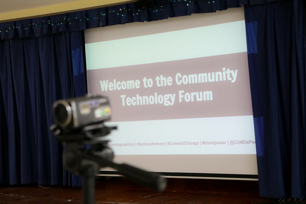 South Shore Community Technology Forum