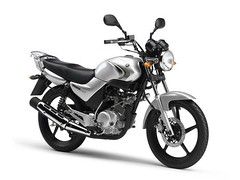 Yamaha YBR 125 2006 - 12
