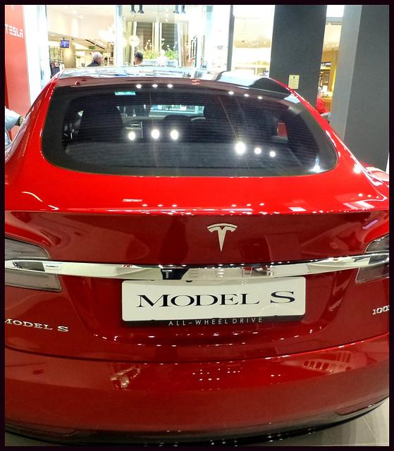 Tesla Electric Car, Panasonic DMC-TZ27