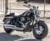 Harley-Davidson 1690 DYNA FAT BOB FXDF 2017 - 13
