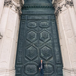 Giant doors or small Emily?