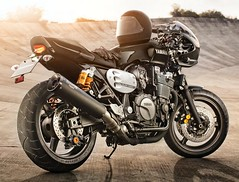 Yamaha XJR 1300 RACER 2015 - 5