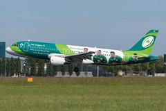 Aer Lingus / A320 / EI-DEI / EHAM 36R