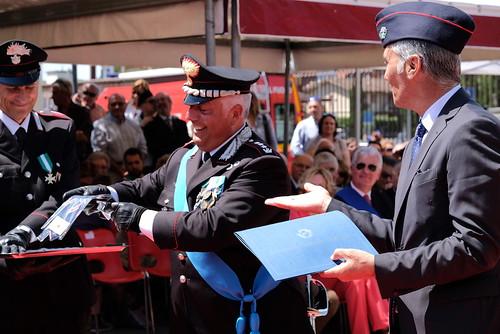 203° anniversario dell'Arma dei Carabinieri