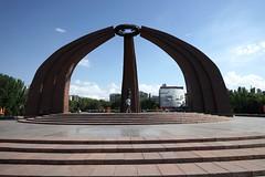 Bishkek war memorial