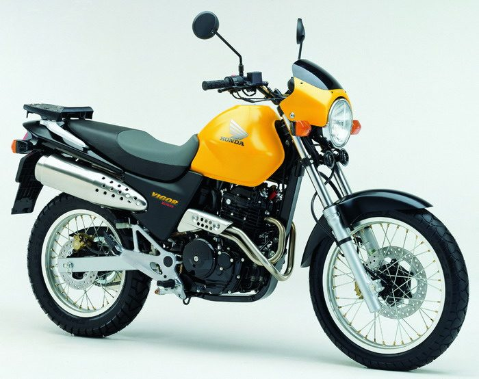 Honda FX 650 Vigor 2001 - 2