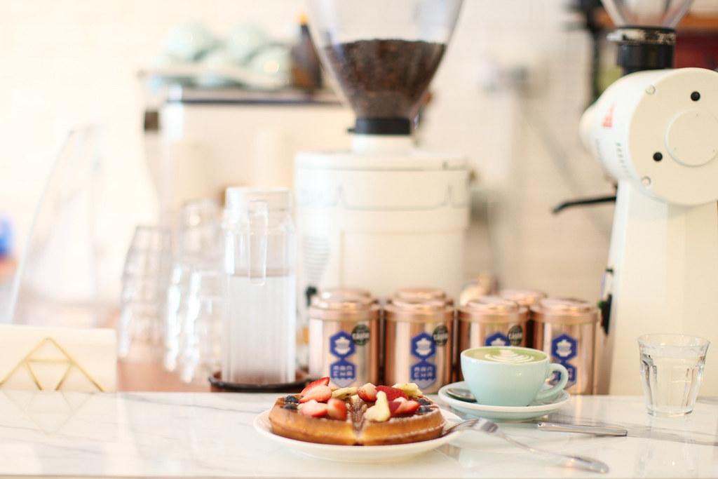 Candour Coffee, Singapore