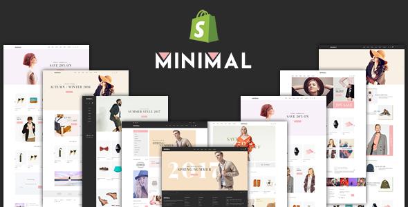 JMS Minimal v1.3 - Responsive Shopify Theme