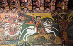 Gondar orthodox church