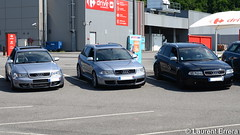 Audi RS12 B5 ! (RS4 x 3) - Photo of Cantaous