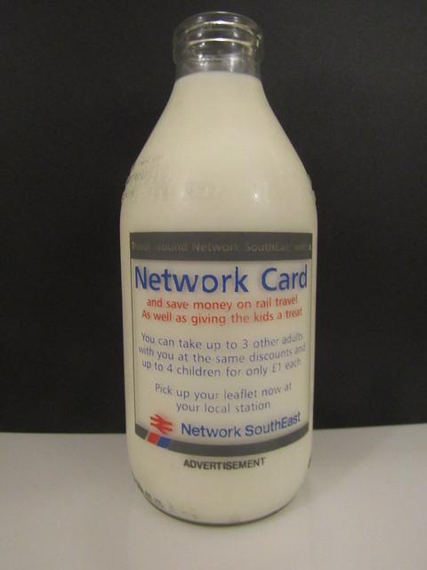 NSE Unigate Dairies pint, Canon POWERSHOT SX410 IS