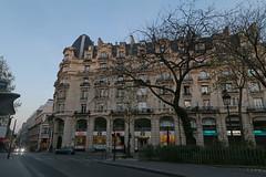 Boulevard Richard Lenoir - Paris (France)